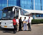 Mercedes-Benz India bags order for 40 buses