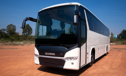 Scania Metrolink buses for Kerala