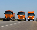 Scania world class vehicles for Auto Expo 2014