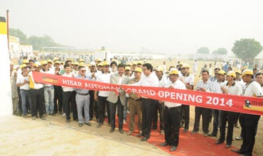 Shriram Automall new facility in Hisar, Haryana