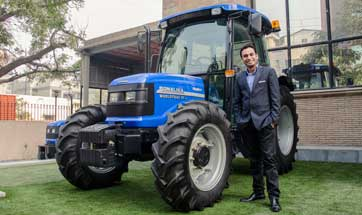 Sonalika ITL closes FY 16-17 with tractor sales of 81531 units