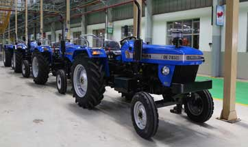 Sonalika sets eyes on high capacity utilisation of 3 lakh units per annum tractor plant