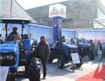 Sonalika showcases modern tractors at Maghi Mela