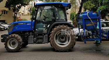 Sonalika tractors records 18.6% overall sales growth in May 2020