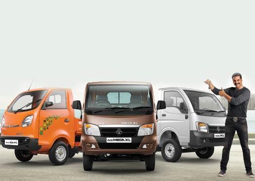 Tata Ace crosses 20 lakh sales milestone