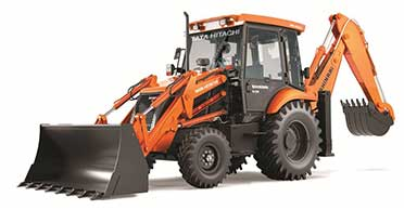 Tata Hitachi Shinrai backhoe loader launched in Maharashtra