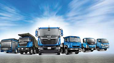Tata Motors future-ready range of commercial vehicles