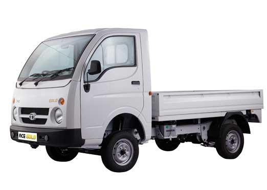 Tata Motors introduces Tata Ace Gold at Rs 3.75 lakh