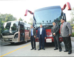 Tata Motors launches luxury buses