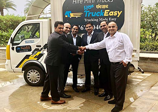 Tata Motors picks up 26% stake in TruckEasy