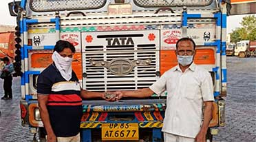 Tata Motors provides holistic support to truck drivers, fleet operators