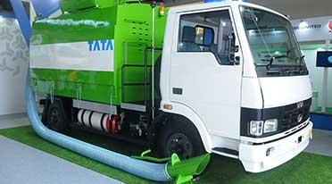 Tata Motors showcases environment-friendly solutions