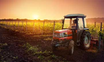 Tractor domestic volumes report positive growth in 2016-17