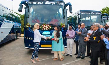 Uttarakhand Transport Corporation goes for more Volvo intercity coaches