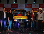 Vibgyor group launches 3-wheelers in CV space