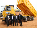 Volvo Trucks introduces the first 10X4 dump truck