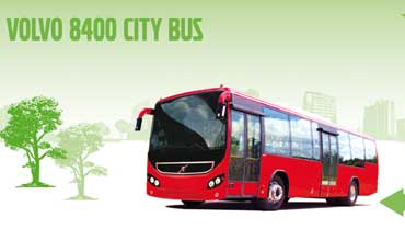 Volvo delivers the first hybrid bus in India- Navi Mumbai