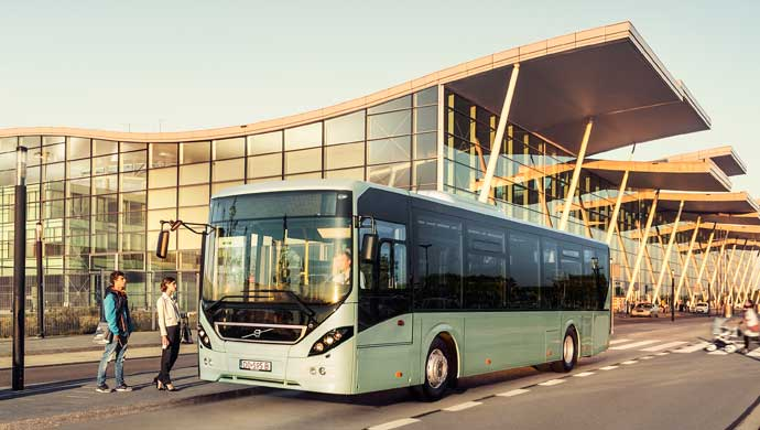 Volvo Group consolidates Volvo Buses India operations