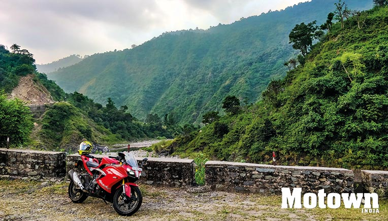 TVS APACHE RR310 : A NEW HIGH| Morni Hills | Travel