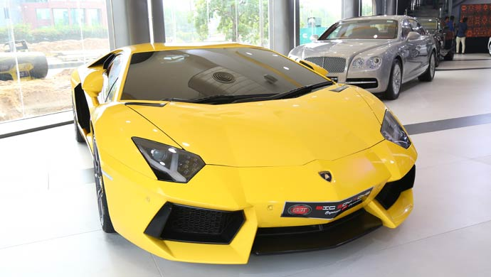 Big Boy Toyz Inaugurates New Top Notch Showroom In Gurgaon