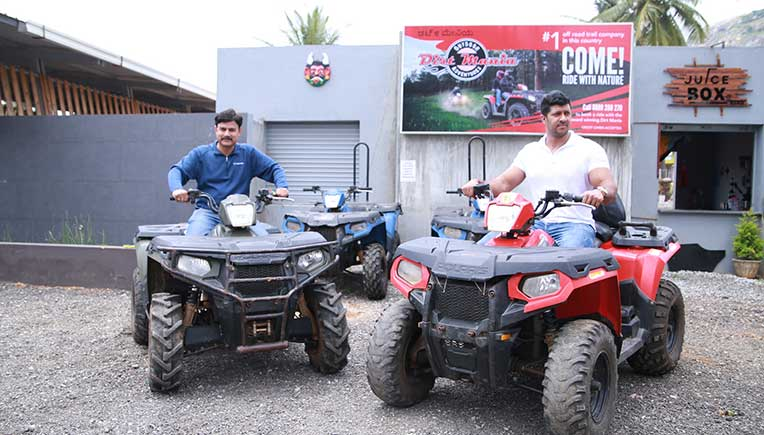 Polaris India inaugurates 84th Polaris Experience Zone in India