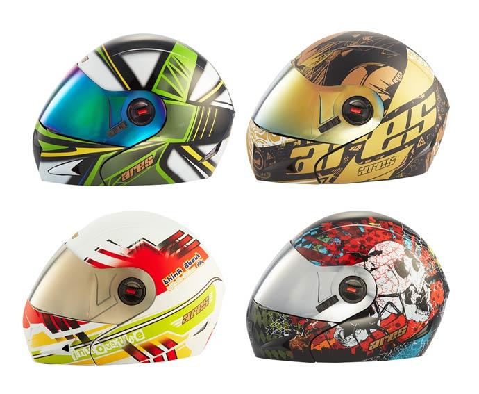 Steelbird Hi-Tech India introduces stylish range of helmets