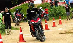 Ducati successfully concludes the 1st edition of DRE-Off Road Days in India