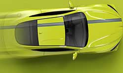 ElectroLight  is Axalta's 2021 Global Automotive Colour of the Year