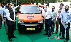 Home-Mechanic vans to offer car servicing at doorstep