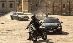 Jaguar XF makes its 007 debut in No Time To Die Hollywood movie