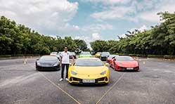 Lamborghini celebrates milestone delivery of 300 cars in India
