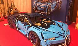 Lego Technic Bugatti Chiron among new iconic launches in India by Lego