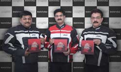 Mahindra Two Wheelers launches 'Mojo- Born for the Road' book