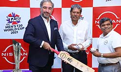 Nissan Magnite is Official Car of the ICC Men's T20 World Cup 2021
