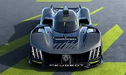 Peugeot takes wraps off new 9X8 Hypercar