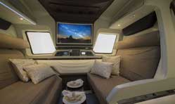Pinnacle Speciality Vehicles unveils Finetza motor home
