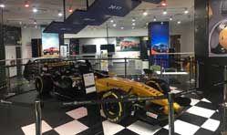 Renault Experience Centre in Mumbai, a global first