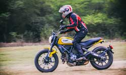 Sonia Jain sets record riding all kinds of motorcycles
