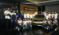 Tata Altroz for Indian Olympians who narrowly missed podium