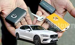 The 2021 Volvo S60 car keys- What are their functions?