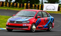 VW Motorsport India, Wheels India develop TC4-A Vento