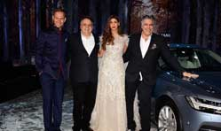Volvo S90 launched with designers Abu Jani and Sandeep Khosla