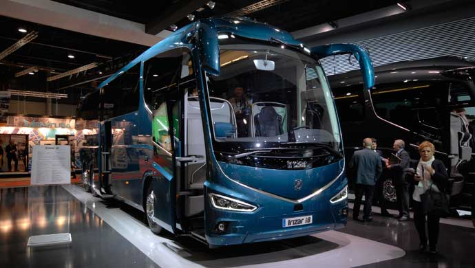 Picture courtesy Busworld Kortrijk