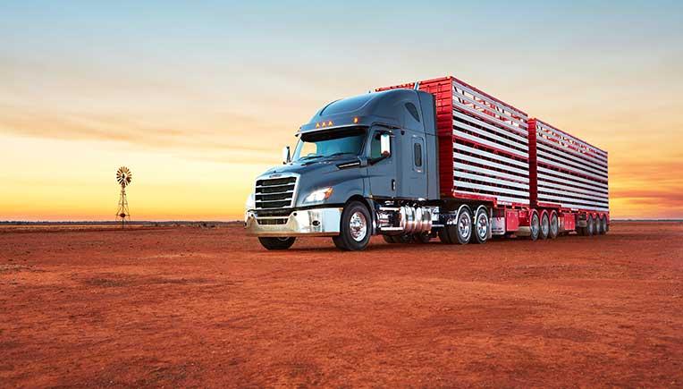 Daimler new Freightliner Cascadia now in Australia, New Zealand