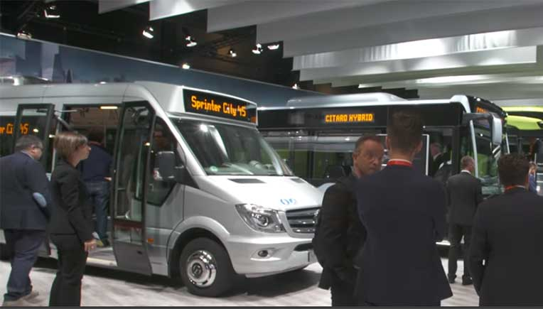 Busworld Europe 2019 bigger than ever in Brussels