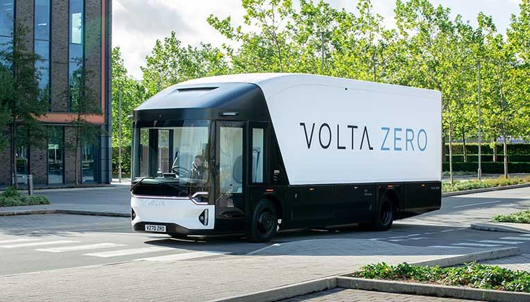 Volta Trucks reveals Volta Zero- First full-electric 16 tonne large CV