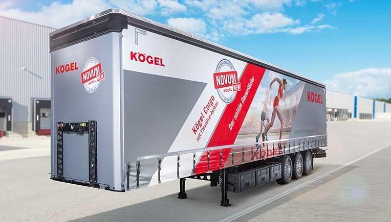 Kogel cargo novum flexi-use