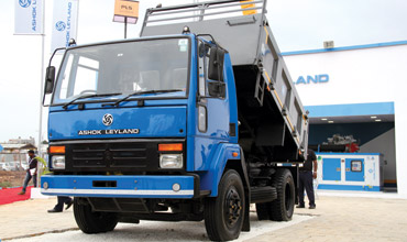 Ashok Leyland wins contract for 3600 vehicles worth $200million