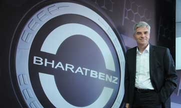 Daimler exports of BharatBenz trucks doubles in 2016