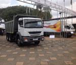 Daimler unveils new FUSO 'FJ' in Kenya